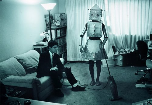 Fetish of the Week: Robot Fetish