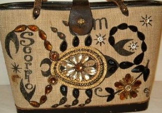 scorpio purse enid collins